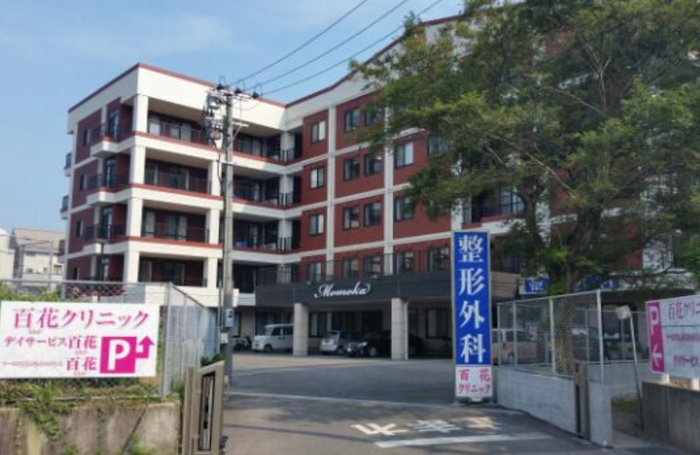 サービス付き高齢者向け住宅伊集院駅前(百花)